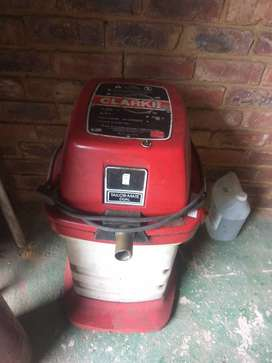 Clarke Industrial vacuum clearner for sale