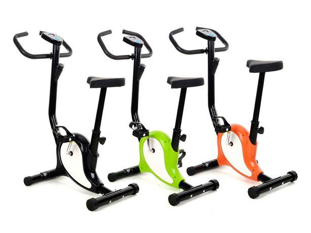 ROWEREK rower stacjonarny treningowy, mechaniczny - do 100 kg. Nowy Sierakowice - image 1