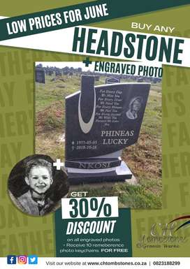 Tombstone Manufacturing