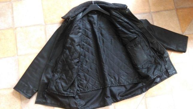 kurtka skórzana ocieplana Leszno - image 5