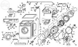 Срочный ремонт стиральных ( пральних ) и посудомоечных машин!