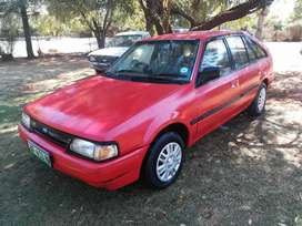 Ford laser 1.6 in good condition