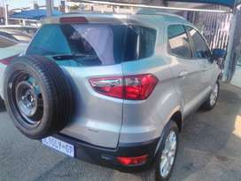 FORD ECOSPORT 1.0 TREND  MANUAL