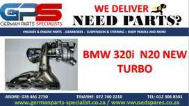 BMW 320I N20 NEW REPLACEMENT TURBO