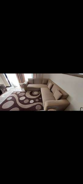 L-Shape Couch (corner couch) For Sale