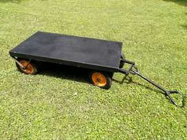 Turntable Trolley 1500mm x 760mm Mint Condition