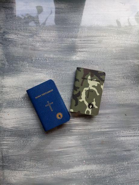Biblia / Pismo Święte dla szkół i nie tylko. Nowy Testament za darmo Kraków - image 1