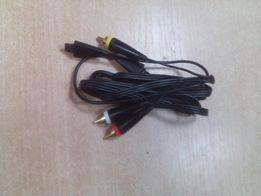 кабель тюльпан 3 RCA