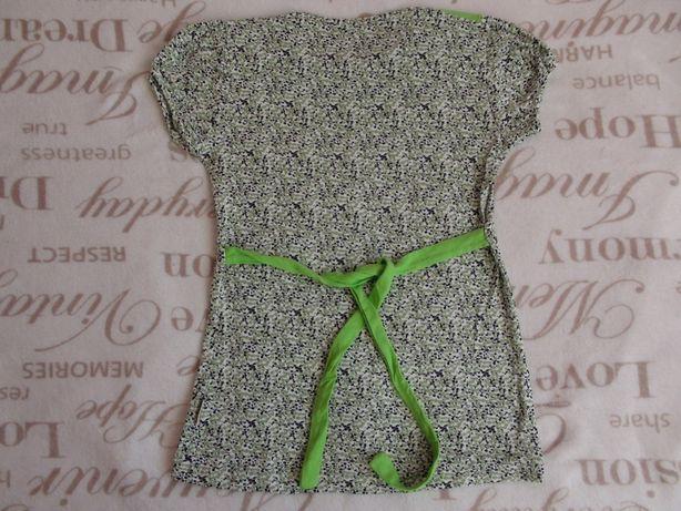 śliczna bluzeczka 128 Legnica - image 3