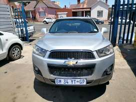 2011 Chevrolet Captiva 2.0 leather seat and seven seater Suv