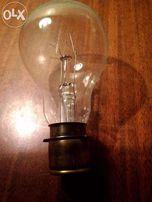 Лампа СГА-220-130. Цоколь 1Ф-с34-1