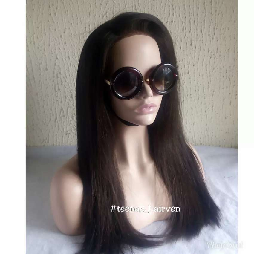 Wigmaking (lace frontal wig) 0