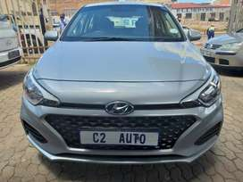 2019 Hyundai i20 1.2  Motion Manual