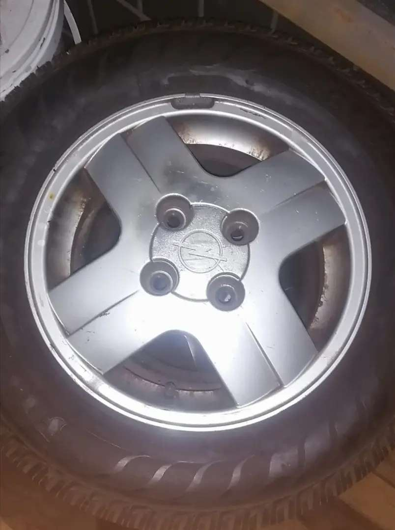 Opel Kadet Mags and tyres