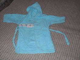 Детский махровый халат 86,98