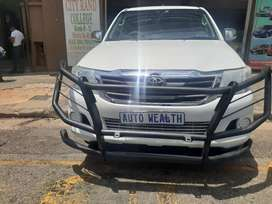 Toyota Hilux single cab 2.5SRX