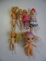 Куклы (6 шт). Цена за весь лот