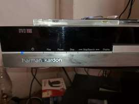 DVD PLYAER State of the art Harman Kardon DVDplayef