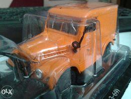 Автомодель ГАЗ- 69