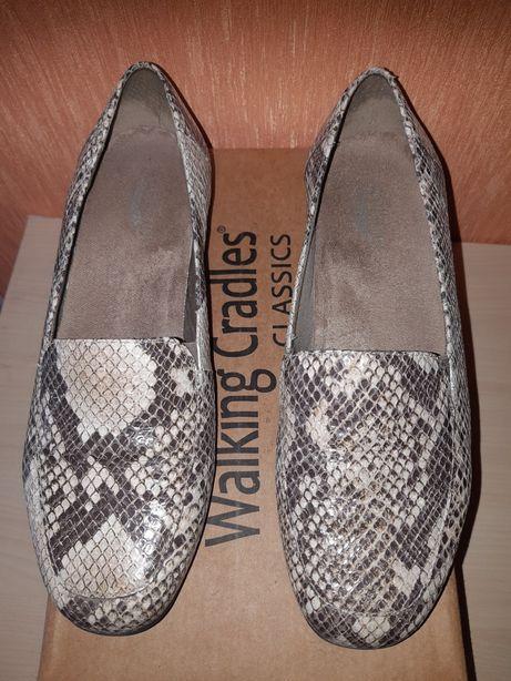 Удобные туфли из кожи питона Бердянск - изображение 1