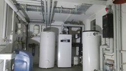 Hydraulik, pompy ciepła , solary, fotowoltanika, piecyki gazowe