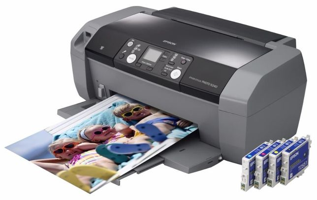 Ремонт принтера в Виннице - заправка картриджа HP, Canon, Epson, Xerox