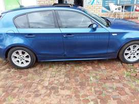Bmw 1 series, 2008. Music system, sound roof