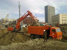 Уборка и вывоз мусора по городу Одесса