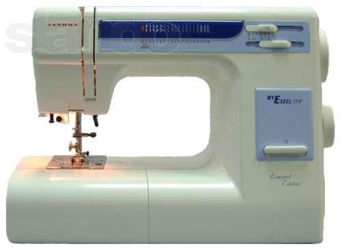 Быстрый ремонт швейных машин