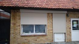 ROLETY ZEWNĘTRZNE - Zabudowa balkonu; Roletki materiałowe, Żaluzje..