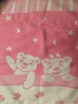 Одеяло детское с пододеяльником в комплекте