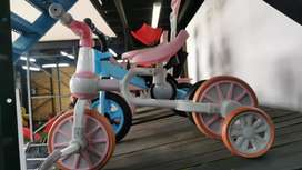 4 in 1 Tricycle For Kids Selling @ R899