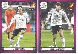 Euro 2012 ( naklejki panini )