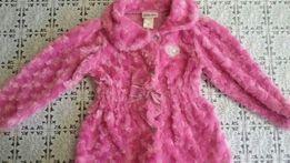 Легкое пальто на девочку 4-5 лет