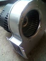 Вентилятор центробежный горячего воздуха Ebmpapst(Германия)