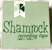 Shamrock Recording Tapes 041+пустая катушка бобина магнитофонная лент