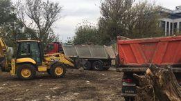Вывоз мусора.Камаз,Газон,Зил,Газель,Трактор,Вывоз снега-мусора,30тоник