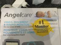 Image of Angelcare 3 in 1 baby monitor.