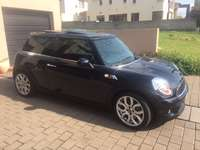 Image of 2008 Mini Cooper S 76000km Manual Pan Roof reduced price