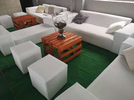 Event couches for hire