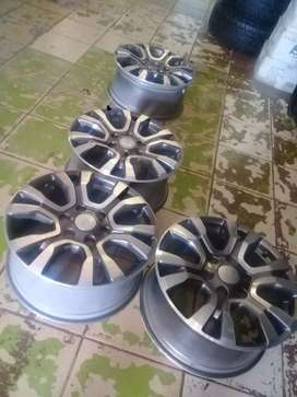 FORD RANGER 18Inch Magrims 6Holes A Set Of Four On Sale