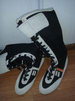 Сапоги женские (сапоги-кроссовки),на шнуровках.
