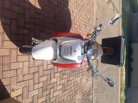 Delivery Motorcycle/Scooter to rent