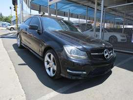 MERCEDES-BENZ C250 BE COUPE A/T