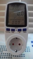 Цифровой ваттметр wattmeter вольтметр амперметр