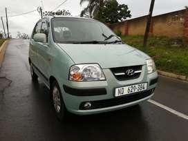 2007 HYUNDAI ATOS 1.1 GLS MANUAL