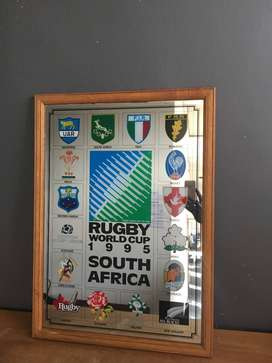 1995 Rugby World Cup Mirror