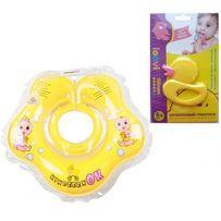 Надежный, удобный Надувной круг на шею для купания младенца