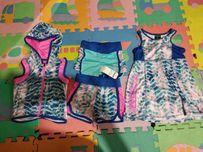 Reebok Рибок костюм шорты сарафан жилетка