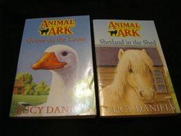 книга Lucy daniels цена за 2ш на английском языке пони гуси Animal Ark